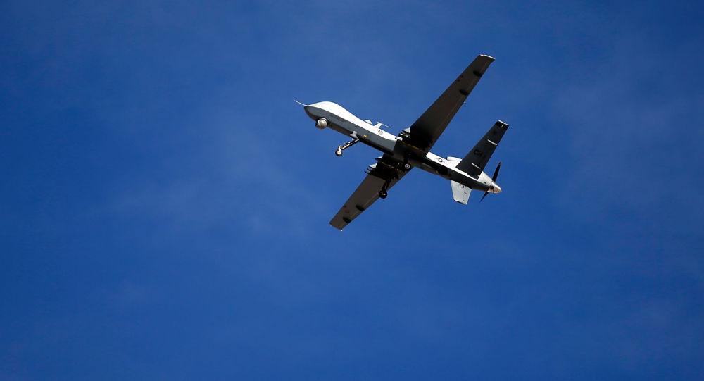 Amerykańskie bezzałogowe samoloty zwiadowcze MQ-9 Reaper