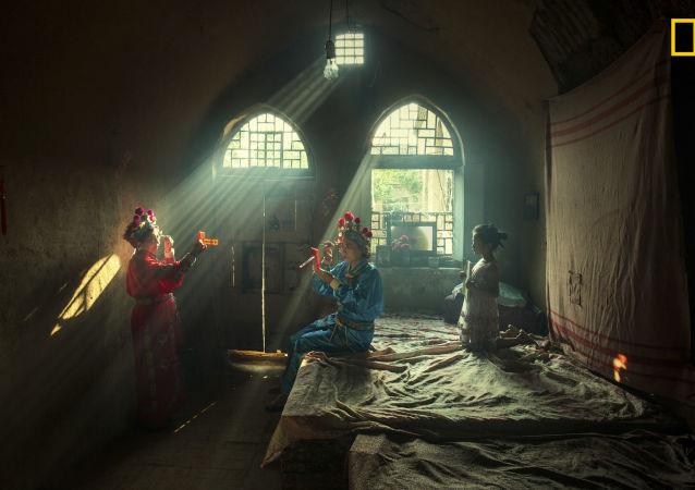 Fotograf Huaifeng Li zajął pierwsze miejsce w nominacji People