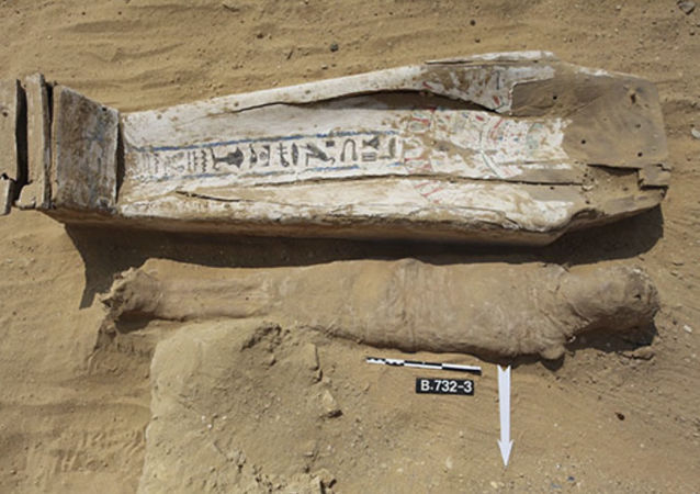 Mumie znalezione w Egipcie przez polskich archeologów