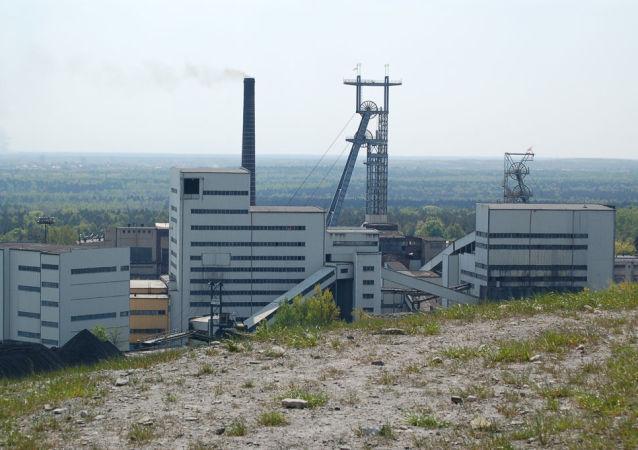 Kopalnia Murki-Staszic w Katowicach