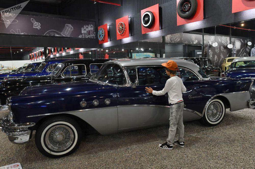Samochód Buick Special