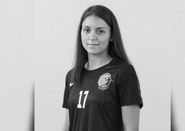 20-letnia rosyjska piłkarka ręczna Jekaterina Koroliewa