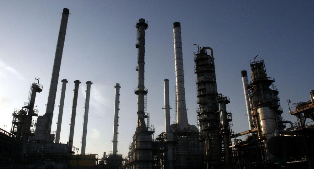 Rafineria w Teheranie