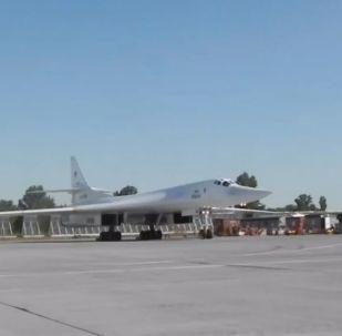 Rosyjskie Tu-160 przeleciały nad Morzem Bałtyckim