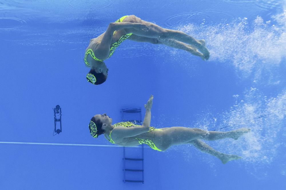Reprezentacja Włoch na pływackich mistrzostwach świata w południowokoreańskim Gwangju
