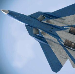 Samolot Su-57