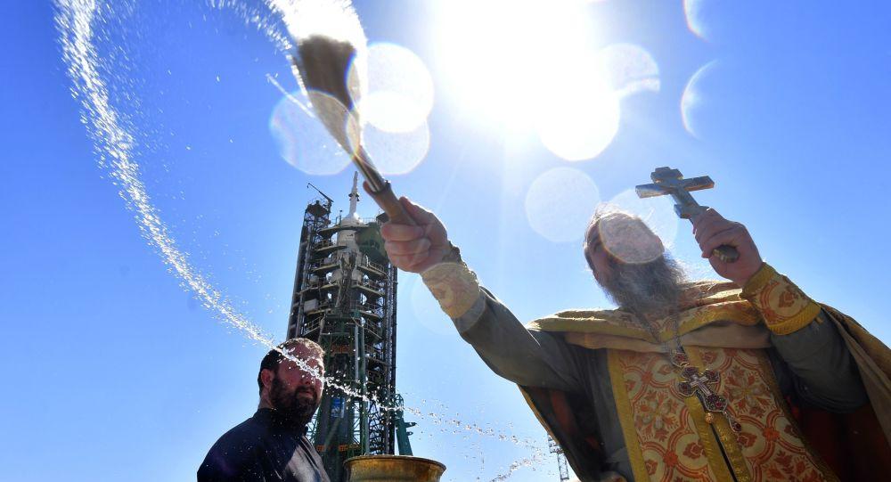 Święcenie Bajkonura