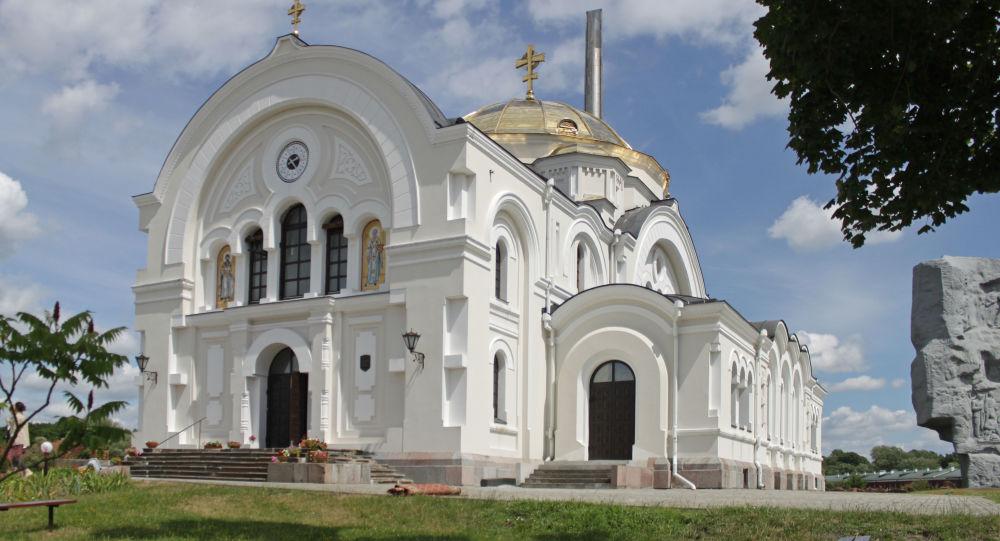 Sobór św. Mikołaja w Brześciu, Białoruś