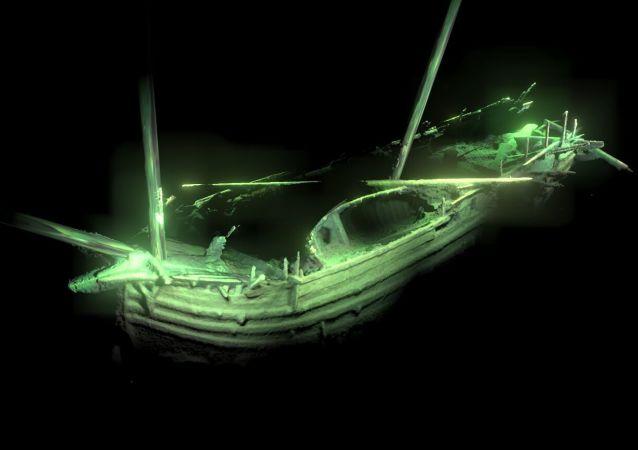 Statek z epoki Da Vinci i Kolumba, znaleziony przez archeologów na dnie Morza Bałtyckiego