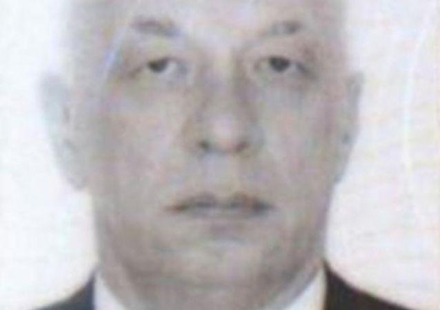 Zajcew Igor Jegorowcz, nazywany oficerem Głównego Zarządu Sztabu Generalnego Rosji