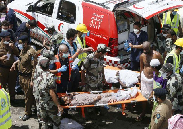 Setki ofiar podczas pielgrzymki do Mekki