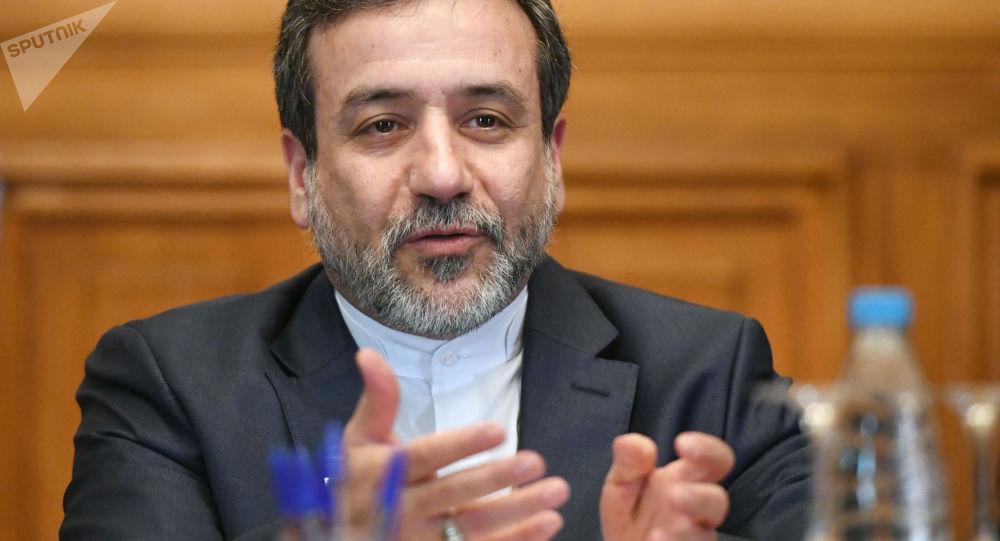 Irański wiceminister spraw zagranicznych Abbas Arakchi