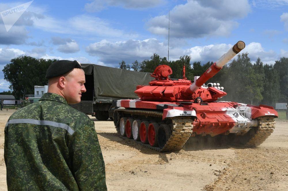 Czołg Т-72B3