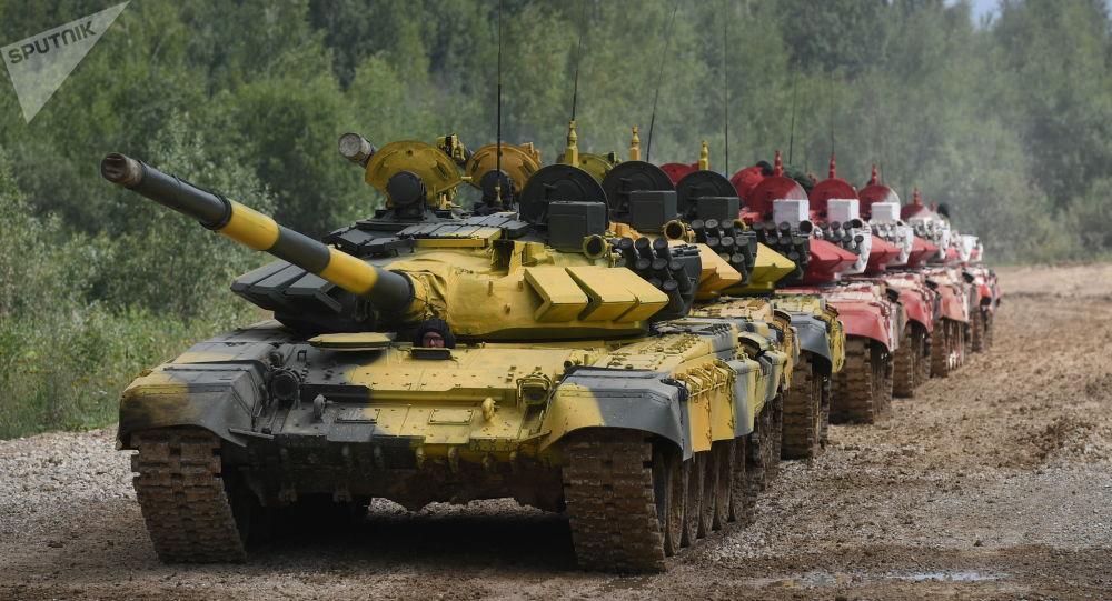 Czołgi Т-72B3