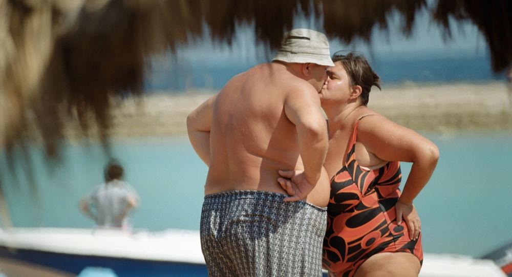 Małżeństwo na plaży w Soczi