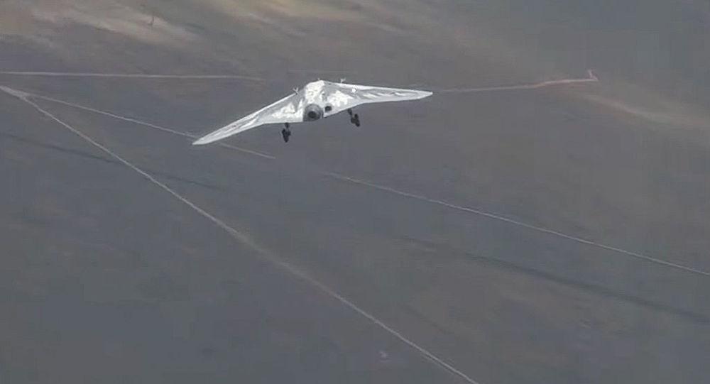 """Dron """"Ochotnik"""""""