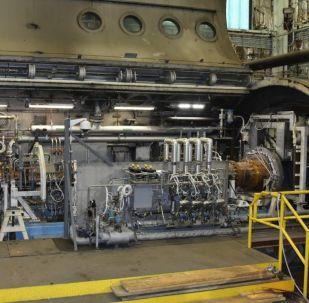 Hipersoniczny silnik strumieniowy w amerykańskiej bazie lotniczej Arnold