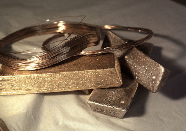 Złoto i srebro