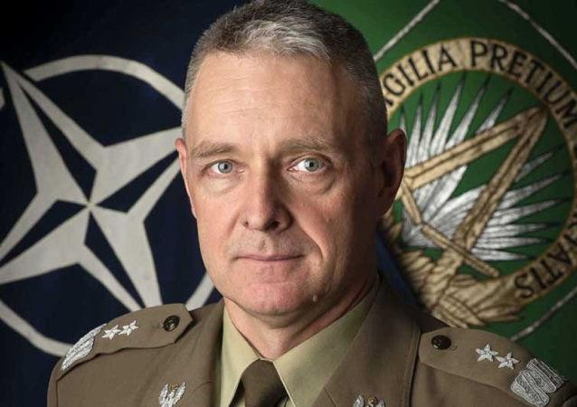 Polski generał dr Piotr Błazeusz
