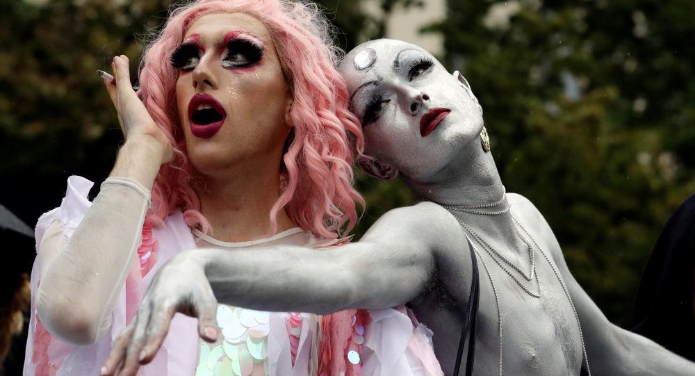Parada gejów w Czechach
