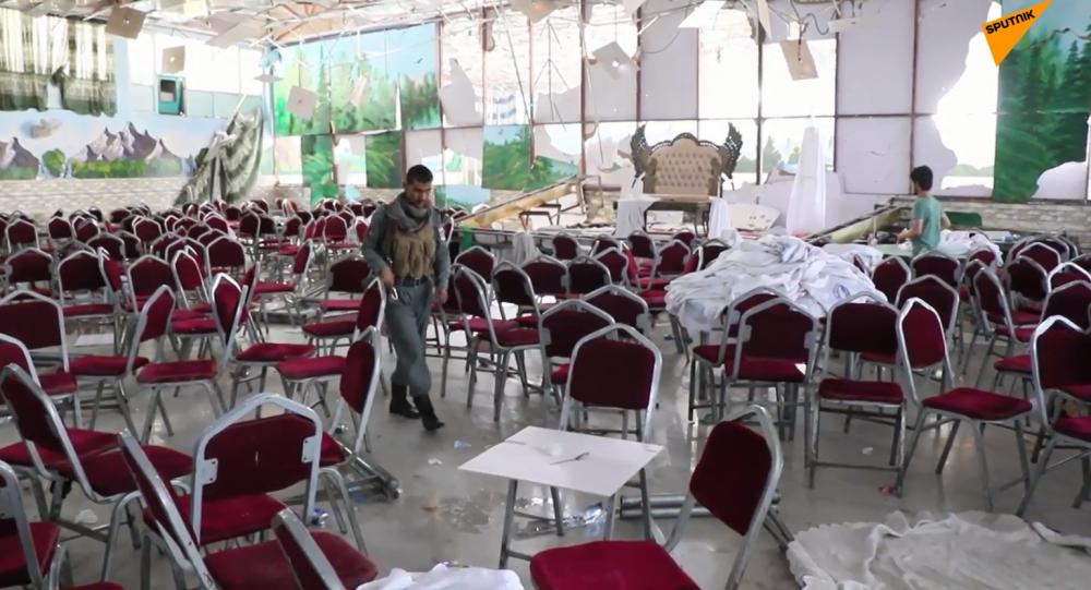 Atak terrorystyczny podczas wesela w Kabulu