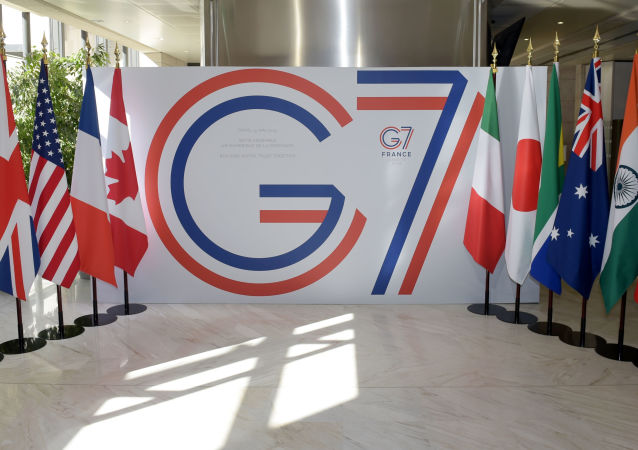 Rosja w G7