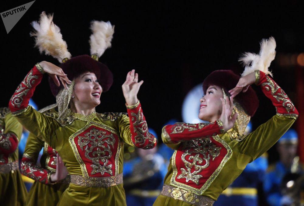 Próba generalna festiwalu Spasskaja Basznia 2019