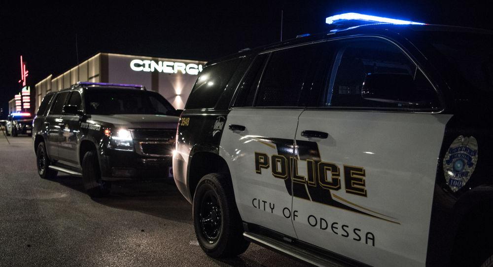 Strzelanina w Odessie, Teksas, USA