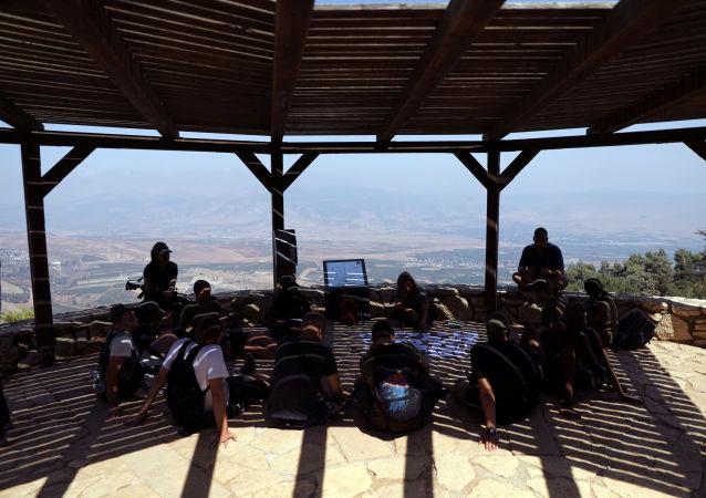 Izraelscy żołnierze