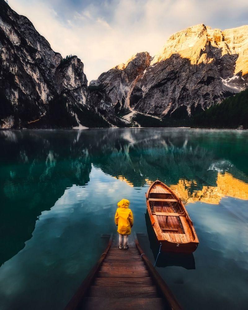 Góry we Włoszech