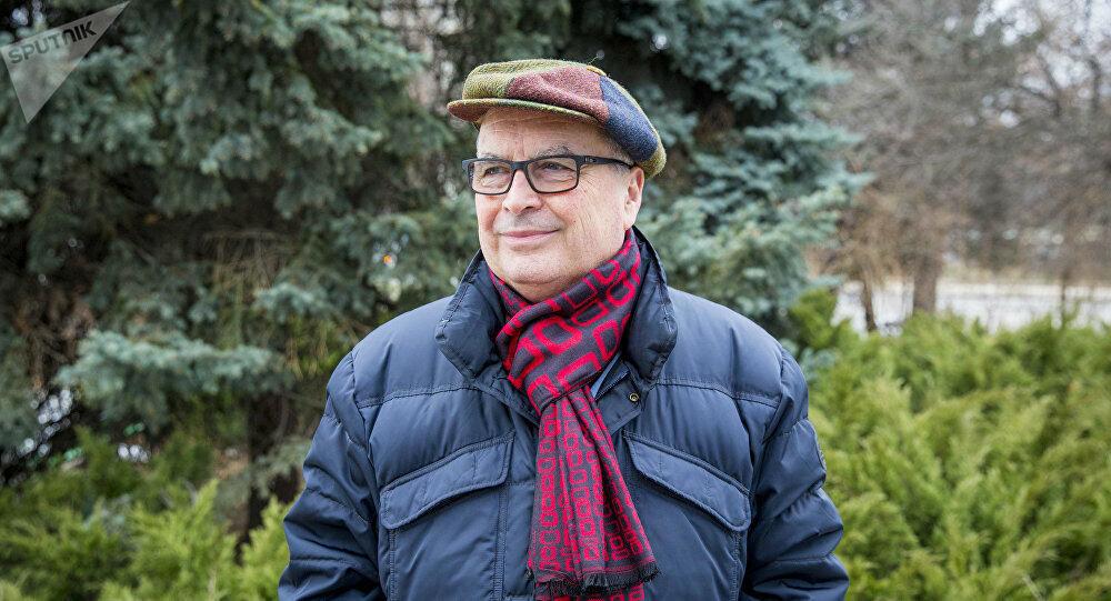 Kierownik agencji Sputnik Moldova Władimir Nowosadiuk