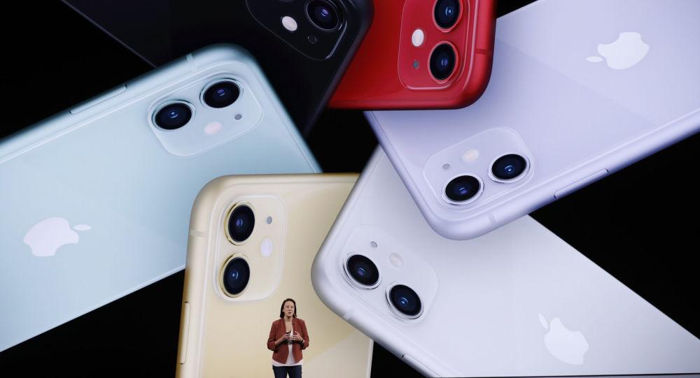 Prezentacja nowych iPhone'ów 11 w Kalifornii