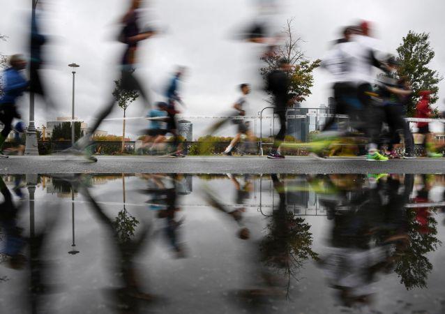 Maraton w Moskwie