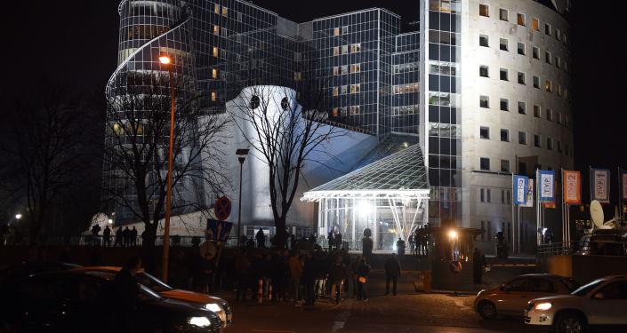 Budynek Telewizji Polskiej w Warszawie