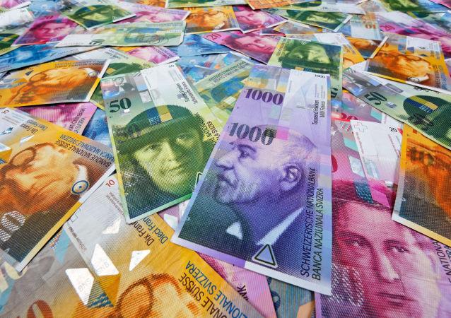 Szwajcarskie franki