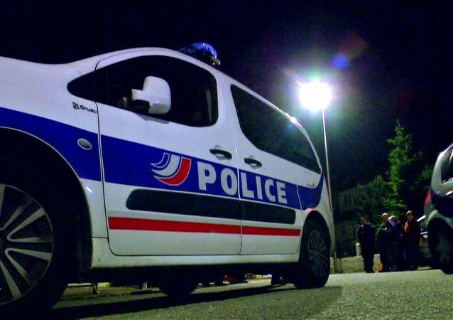 Policja w Paryżu