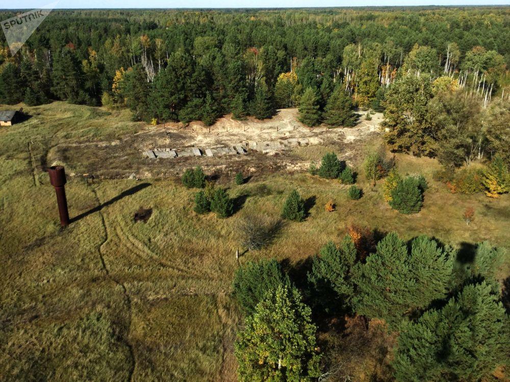 Cmentarzysko odpadów promieniotwórczych