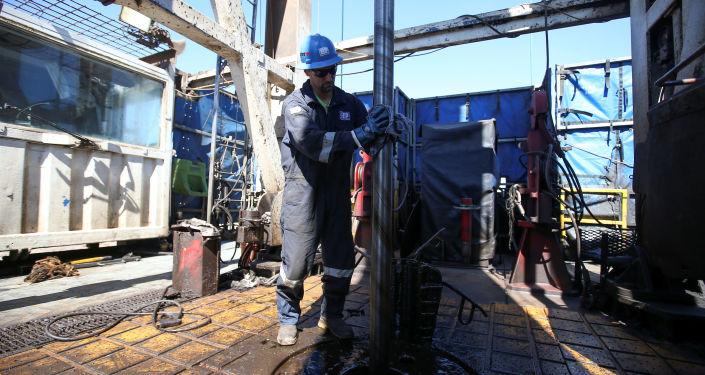 Złoże łupkowe ropy i gazu w Argentynie Vaca Muerta
