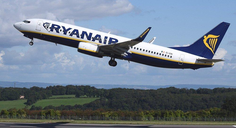Samolot Ryanair