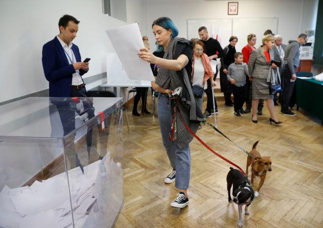 Wybory parlamentarne w Polsce 2019