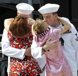 Amerykańscy marynarze