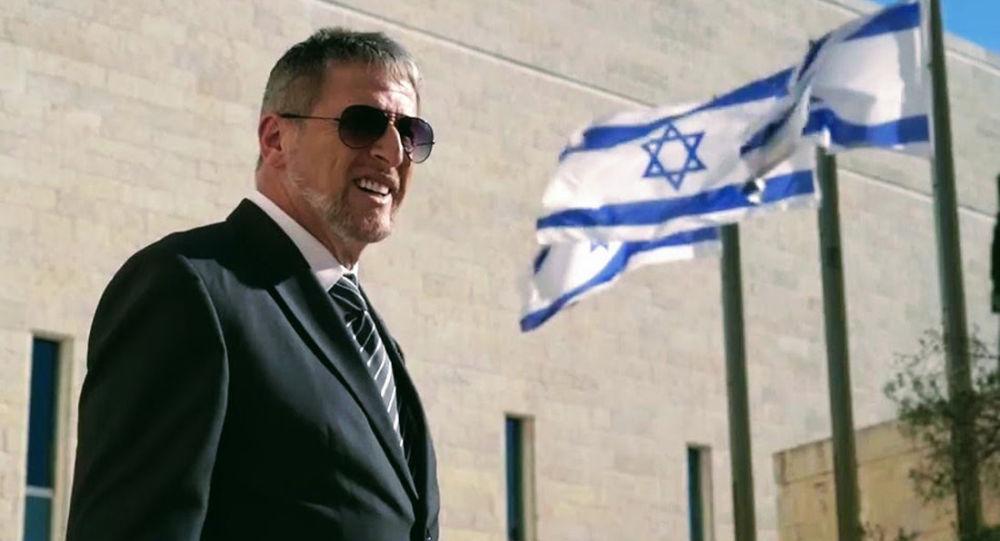 Ambasador Izraela w Polsce Alexander Ben-Zvi