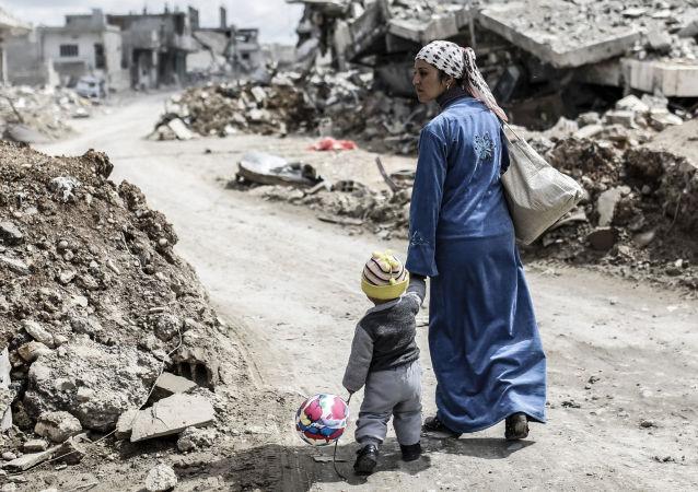 Syryjska Kurdyjka