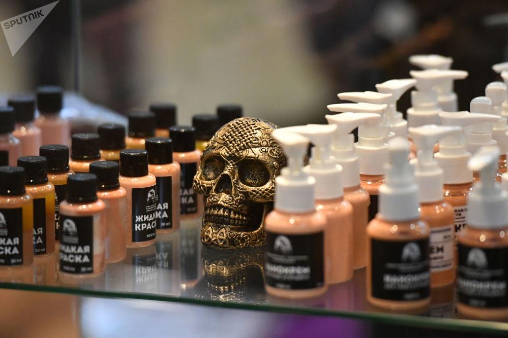 Kosmetyki pogrzebowe