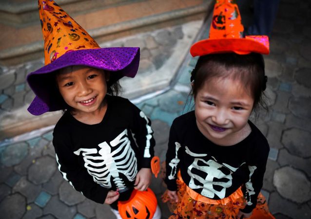Halloween w Tajlandii