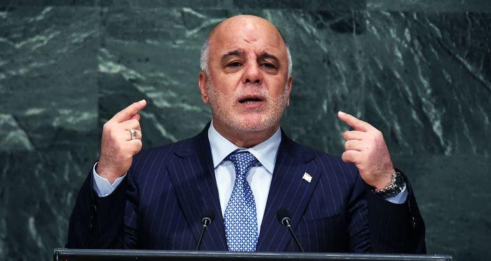 Premier Iraku Haider al-Abadi