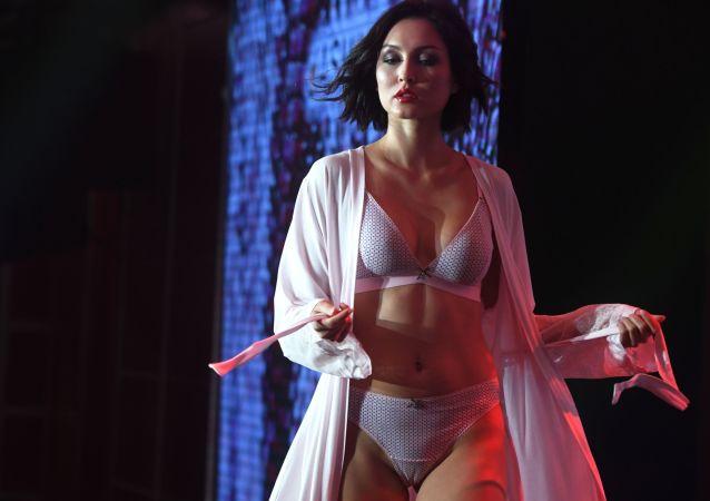 Lingerie Fashion Week w Moskwie