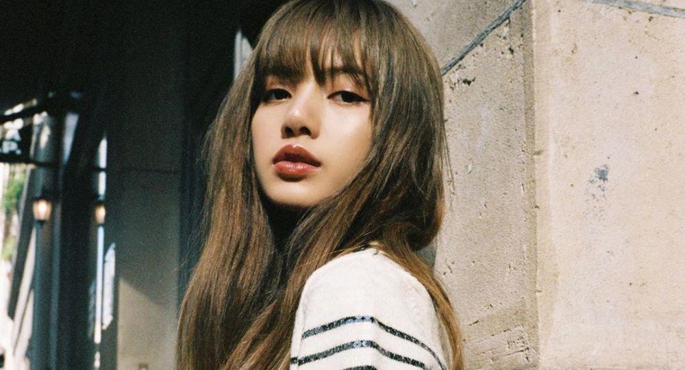 Solistka południowokoreańskiej grupy Blacpink Lalisa Manoban