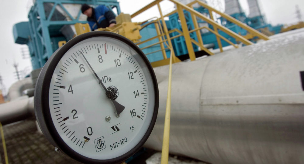 Stacja kompresyjna gazu Nieswiżskaja