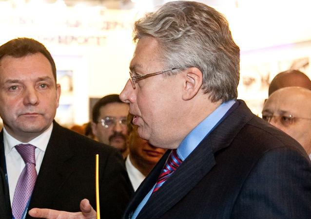 Andriej Czerniakow były szef korporacji Kosmos
